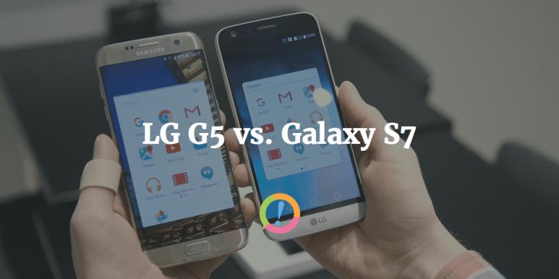 Galaxy S7 vs LG G5 pakistan