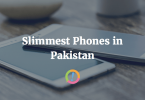 Slimmest phones in Pakistan