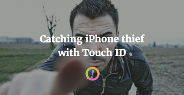 catch iphone thief in pakistan