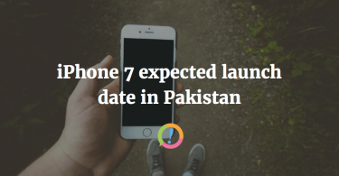iphone 7 launch date pakistan