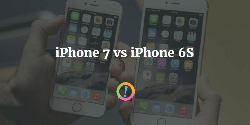 iPhone 7 & 7 Plus vs. iPhone 6S & 6S Plus: Specs, Price & Features Comparison