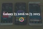 Galaxy J3 2016 vs. Galaxy J3