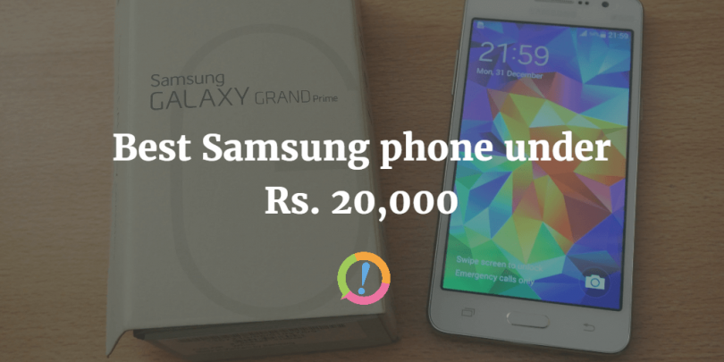 Best Samsung phone under Rs  20,000 - PriceOye Blog
