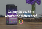 Galaxy S8 vs S8 plus