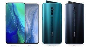 Oppo Reno and Reno 10x Zoom: Let's Zoom in to the Future
